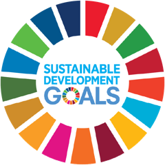 Sustainable goals badge
